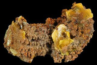 Wulfenite - Fossils For Sale - #67707