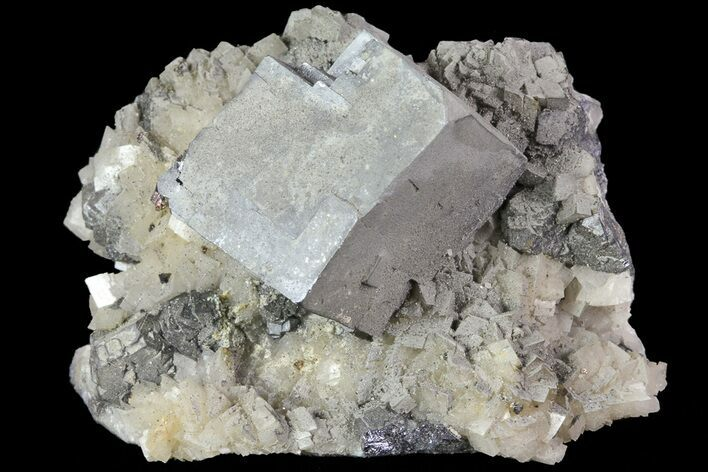 "1.8"" Galena, Dolomite and Calcite - Missouri"