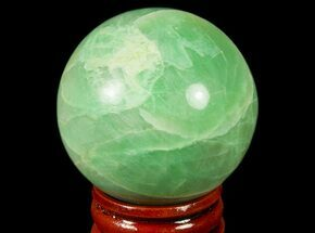 "Buy 2"" Polished Garnierite Sphere - Madagascar - #79000"