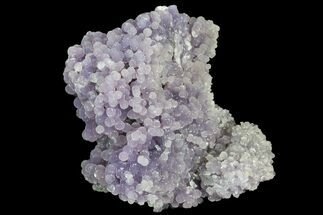 "3.4"" Sparkly, Purple, Botryoidal Grape Agate - Indonesia  For Sale, #79103"