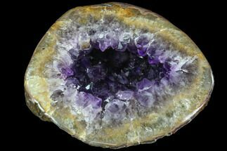 Quartz var. Amethyst - Fossils For Sale - #87444