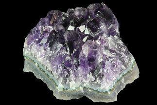 "Buy 2.7"" Dark Purple Amethyst Cluster - #90184"