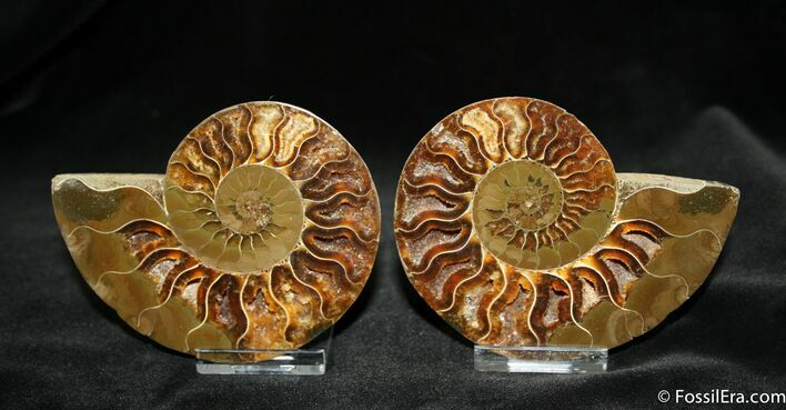 3.8 Inch Polished Pair From Madagascar