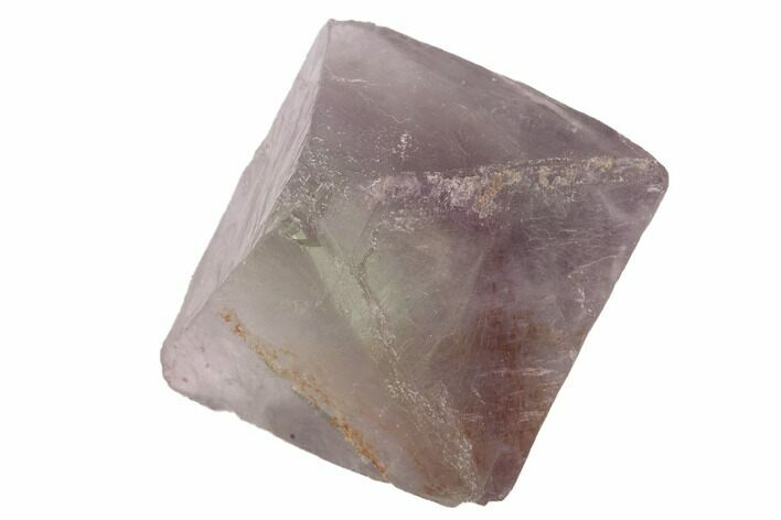 "1.77"" Fluorite Octahedron - Purple/Green"