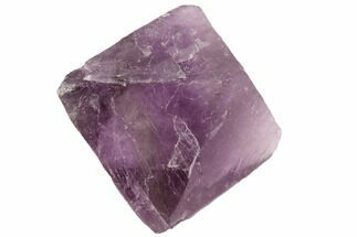 "1.71"" Fluorite Octahedron - Purple/Green  For Sale, #90938"