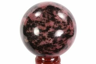 Rhodonite - Fossils For Sale - #95037