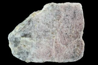 "5.7"" Polished Pink Kunzite Slab - Western Australia For Sale, #95504"