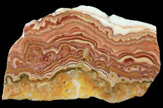 "Buy 2.8"" Polished Slab Of Rolling Hills Dolomite - Mexico - #95545"