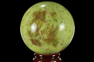 Green Opal - Fossils For Sale - #95856
