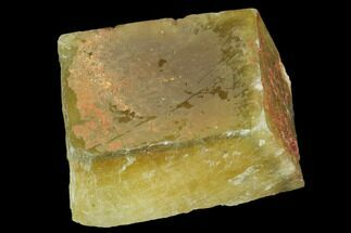 "2.1"" Tabular, Yellow Barite Crystal - China For Sale, #95315"