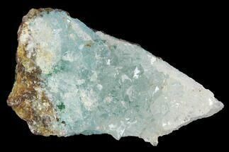 Quartz, Malachite & Chrysocolla - Fossils For Sale - #98109