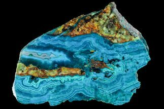 Chrysocolla - Fossils For Sale - #98907