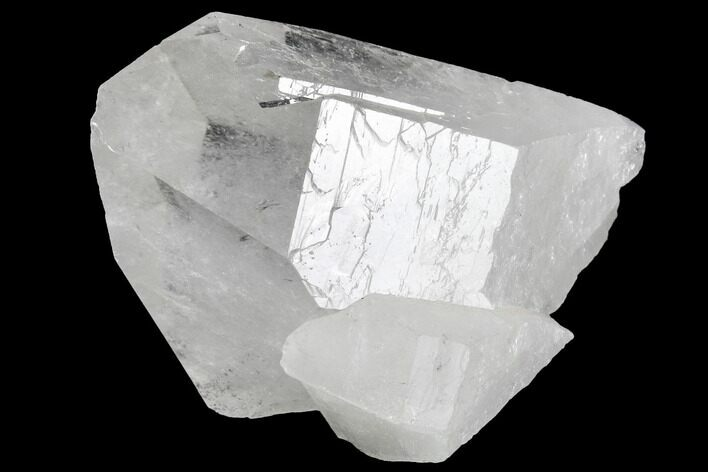 "2.2"" Clear Quartz Crystal - Brazil"