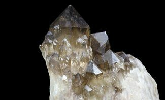 Quartz var. Citrine - Fossils For Sale - #82899