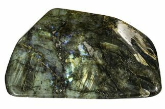 "5.8"" Flashy Polished Labradorite Free Form - Madagascar For Sale, #106922"