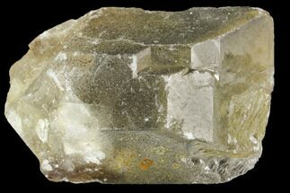 "1.8"" Tabular, Yellow-Brown Barite Crystal - Morocco For Sale, #109895"