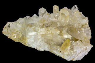 "5.5"" Quartz Crystal Cluster - Brazil For Sale, #80933"