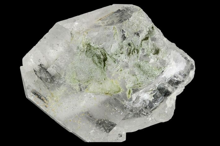 "1.7"" Faden Quartz with Chlorite Inclusions - Pakistan"
