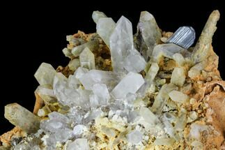 "3"" Quartz with Brookite Crystals - Pakistan For Sale, #111329"