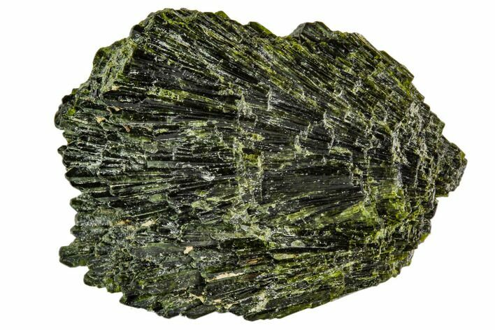 "1.1"" Epidote Crystal Fan - Pakistan"