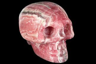"2"" Rhodochrosite Skull - Argentina For Sale, #114248"