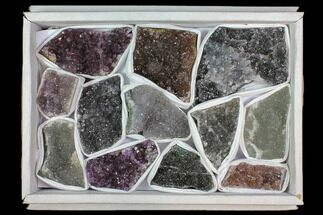 Quartz var. Amethyst - Fossils For Sale - #118296