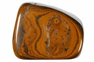 "1.3"" - 1.5"" Tumbled Tiger Iron For Sale, #121145"