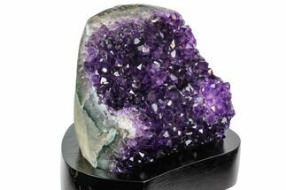 Quartz var. Amethyst - Fossils For Sale - #121491
