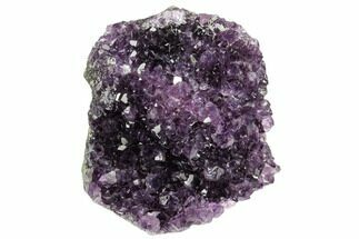 "2.8"" Free-Standing, Amethyst Crystal Cluster - Uruguay For Sale, #123824"
