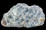 "9.4"" Free-Standing Blue Calcite Display - Chihuahua, Mexico - #129479-3"