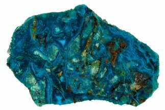 Chrysocolla - Fossils For Sale - #130467
