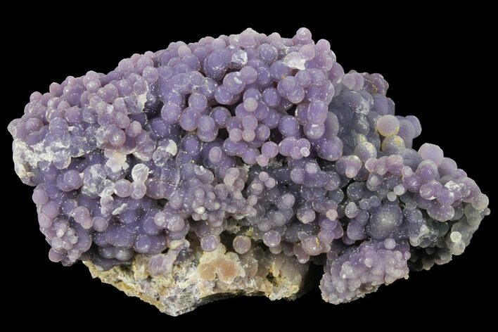 "6.6"" Sparkly, Botryoidal Grape Agate - Indonesia"