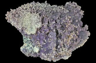 "8.1"" Sparkly, Botryoidal Grape Agate - Indonesia For Sale, #133007"