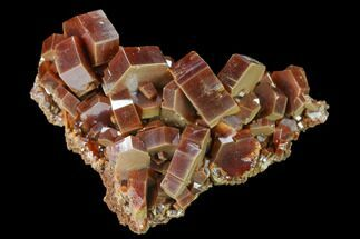 "2.2"" Large, Ruby Red Vanadinite Crystals - Morocco For Sale, #133727"