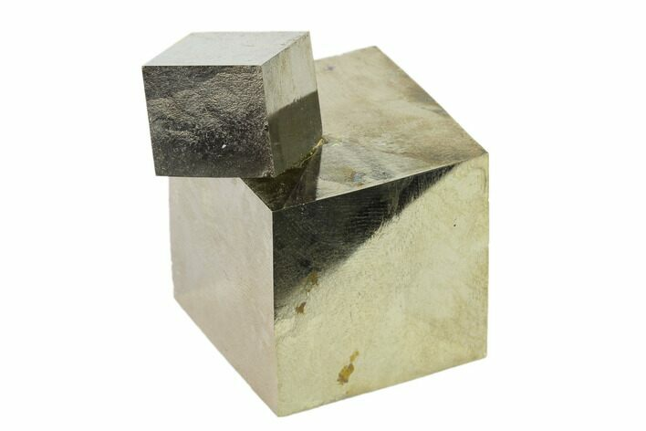 "2.6"" Natural Pyrite Cube Cluster - Spain"