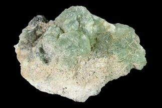 "3"" Green Prehnite Crystal Cluster - Morocco For Sale, #138359"