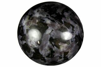 "Buy 1.5"" Polished, Indigo Gabbro Spheres - #138841"