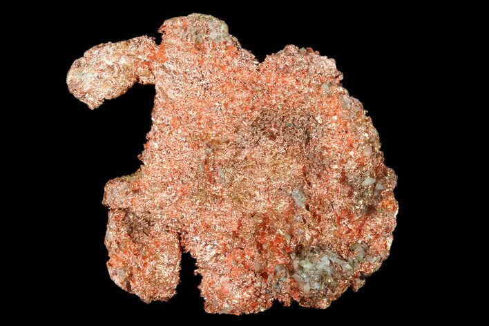 "3.05"" Natural, Native Copper Formation - Michigan"