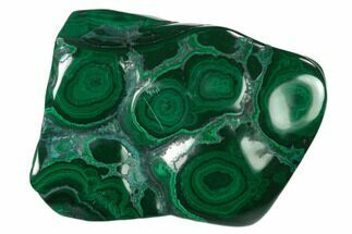 "Buy 2.9"" Polished Malachite Specimen - Congo - #140203"