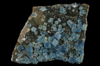 Fluorite & Quartz - Fossils For Sale - #140262