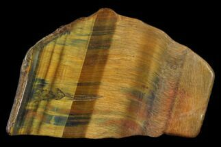 Tiger's eye - Fossils For Sale - #140511