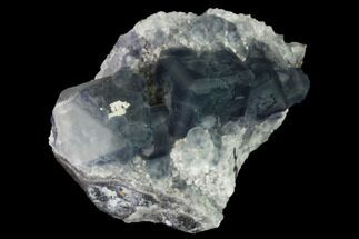 Fluorite & Quartz - Fossils For Sale - #142383