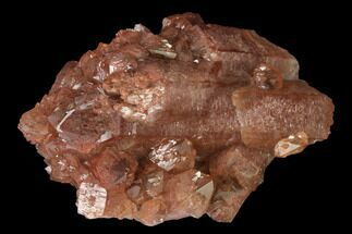 Quartz with Iron Oxide - Fossils For Sale - #142926