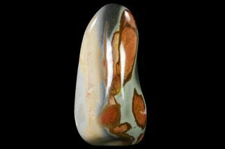 "6.8"" Tall, Polychrome Jasper Freeform - Madagascar For Sale, #143672"