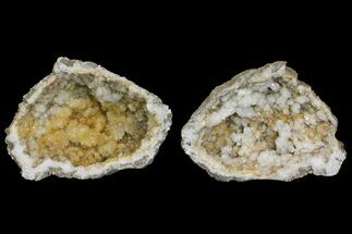 "Buy 8"" Keokuk Quartz Geode - Iowa - #144769"