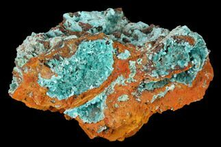 Aurichalcite & Rosasite - Fossils For Sale - #144579