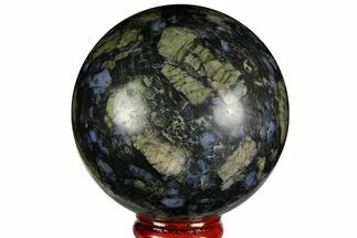 "2.7"" Polished Que Sera Stone Sphere - Brazil For Sale, #146042"