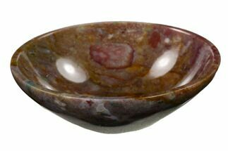 "Colorful, 2.8"" Polished Jasper Bowl For Sale, #147818"