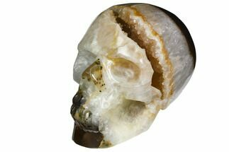 Quartz var. Agate & Quartz - Fossils For Sale - #148104