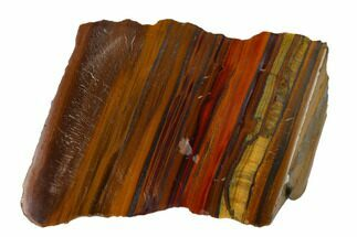 Tiger's Iron & Tiger's Eye - Fossils For Sale - #148284